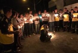 Família e amigos prestam homenagem a Diogo uma semana após sua morte