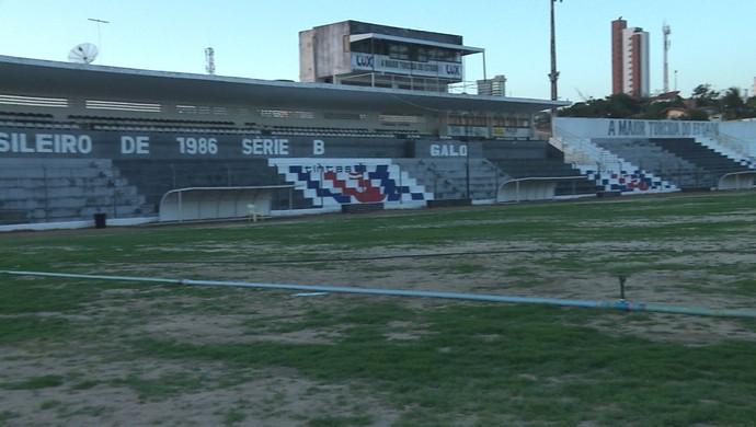 gramado 1 - Torcida critica possível venda do PV, mas diretoria fala em permuta judicial