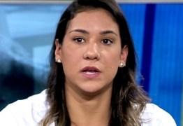 Joanna Maranhão comenta o atual estado do esporte brasileiro