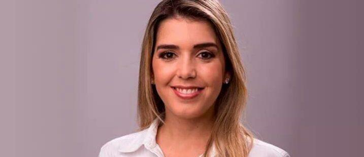 lorena de dr chico e1502890933542 - TCE notifica prefeita de Monteiro por déficit orçamentário e baixo investimento no combate ao coronavírus