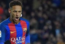 Relatório aponta Neymar como o jogador mais caro do mundo