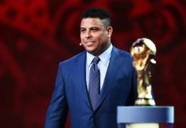 Ronaldo reclama de críticas ao seu peso