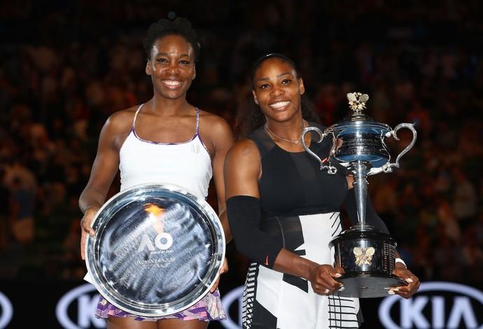 serena e venus williams - Após 14 anos irmãs Williams disputam final de Grand Slam