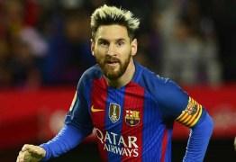 Você sabe quantas vezes Messi recebeu cartão vermelho?