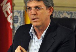 Ricardo Coutinho participa hoje de reunião com Eunício Oliveira