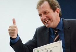 Prefeito Fábio Tyrone reafirma apoio a Ricardo e João Azevedo, e admite disputar Governo do Estado no futuro: 'Sonho em ser governador'