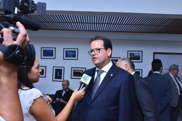 andre carlo posse - Novo presidente convoca sociedade a ter o Tribunal de Contas como um parceiro fiel