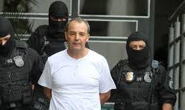 Sérgio Cabral passa mal na prisão e é atendido em UPA
