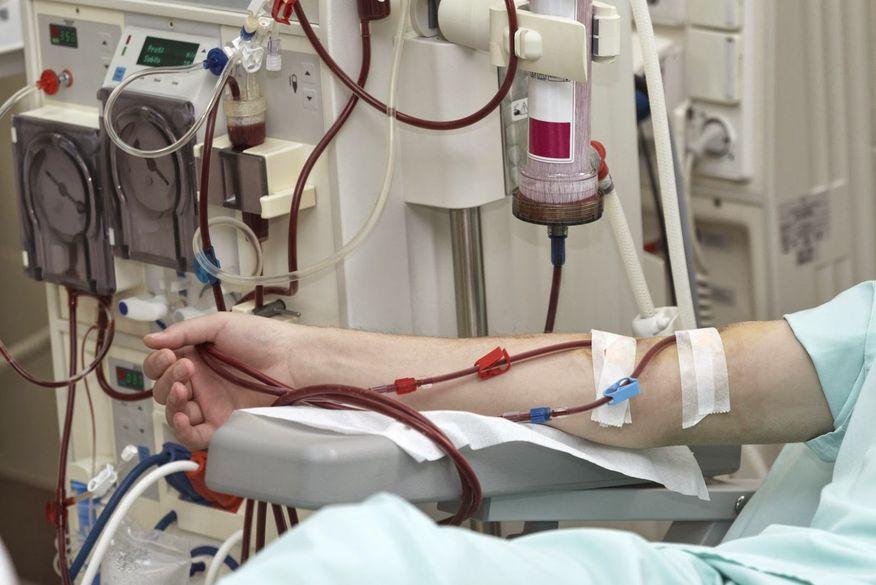 hemodiálise - Pacientes renais denunciam contaminação em hemodiálises em JP