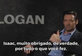 Hugh Jackman manda recado para dublador brasileiro