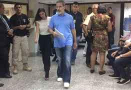 Luiz Estevão deixa a solitária após 10 dias em isolamento por manter objetos proibidos em cela
