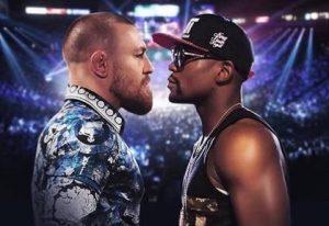 mayweather mcgregor luta e1487339886154 300x206 - Dana White diz que luta entre McGregor e Maywheather pode aconter no futuro