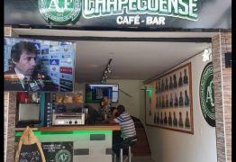 Chapecoense ganha bar temático em Medellín, na Colômbia