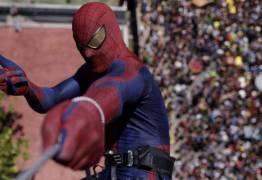 Conheça o Homem-Aranha do carnaval de Olinda