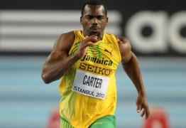 Carter apela na CAS depois do episódio de doping e perda do ouro olímpico