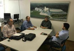 Wilson Filho discute integração de bacias para levar água a nove municípios paraibanos