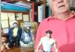VEJA VÍDEO: Dublador Isaac Bardavid posta vídeo se despedindo do Wolverine