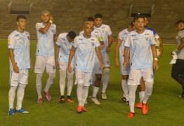 Autor do gol que acabou com seca do CSP, Léo Silva projeta dias melhores