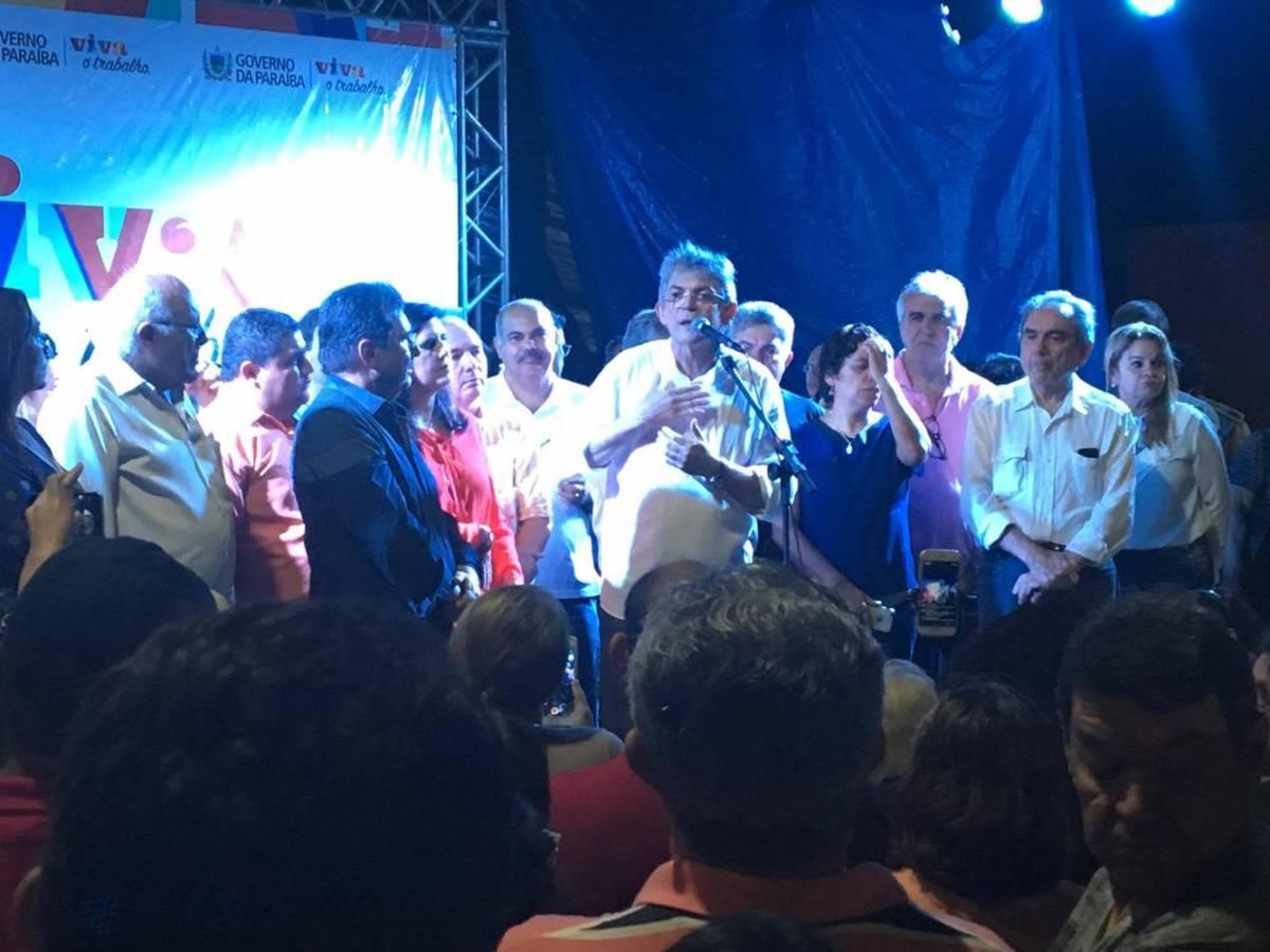 17269763 1370362853019877 393436962 o - Ricardo Coutinho inaugura primeira etapa do Parque Parahyba, em João Pessoa - VEJA VÍDEO