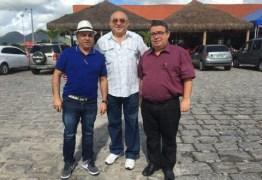 Tv Master e portal Polêmica Paraíba cobrem visita de Lula à Paraíba