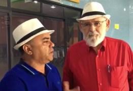 'Deixa lula me levar', canta Luiz Couto em Monteiro