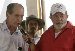 Lula convida e Ciro Gomes vem domingo para vê a transposição em Monteiro