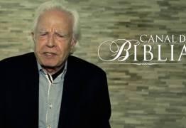 Cid Moreira lança canal no youtube dedicado ao estudo da Bíblia