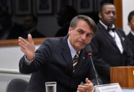 STF mantém ação contra Bolsonaro por incitação ao crime de estupro