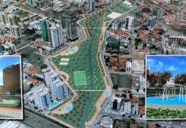 Ricardo entrega Parque Linear Parahyba aos moradores do Bessa neste domingo