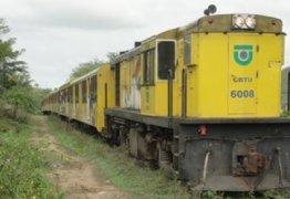 Prefeitura de Santa Rita instala cancela em estação ferroviária de Várzea Nova