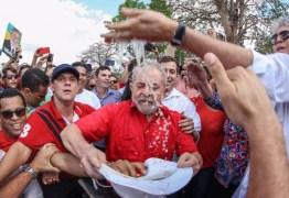 """""""Estamos de alma lavada"""", dizem petistas sobre visita de Lula e Dilma a Monteiro -Por Laerte Cerqueiras"""