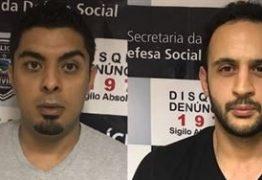 Polícia de JP prende dois estrangeiros suspeitos de falsificação de documentos