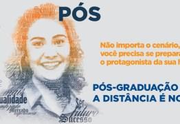 Senac inicia inscrições para cursos de Pós-Graduação à Distância