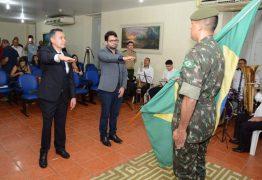 Berg e Panta assumem presidência da Junta Militar