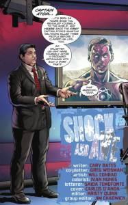 datenanadc2 187x300 - Datena aparece em história em quadrinhos da DC Comics