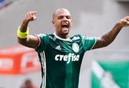 Felipe Melo garante presença na partida contra o Cruzeiro