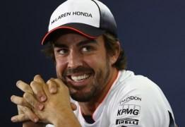 Fernando Alonso desmente rumores de que iria correr nas 24h de Le Mans