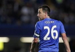 John Terry deixará o Chelsea após 22 anos