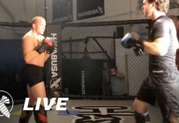 UFC adia retorno de George St-Pierre