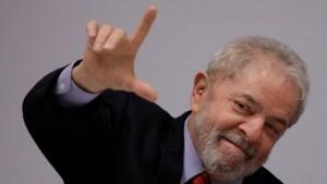 66796127 former brazilian president luiz inacio lula da silva reacts during a seminar strategies 300x169 - Lula visita a Paraíba e recebe título honoris causa na UFPB este mês