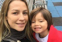 'Não estou mais batendo no meu filho', diz Luana Piovani