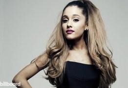 Ariana Grande faz tatuagem com símbolo japonês, mas grafia sai errada