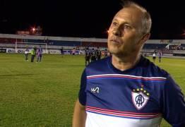 Campinense anuncia novo treinador