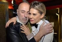 Atriz Bárbara Paz vive reclusão após morte do marido Hector Babenco