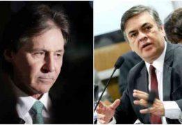 Senador Eunício Oliveira não aguentou a pressão e Cássio é a bola da vez – Por Esmael Morais