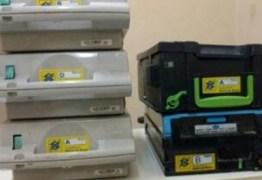 Homem é preso em Pernambuco com gavetas de caixas eletrônicos da Paraíba