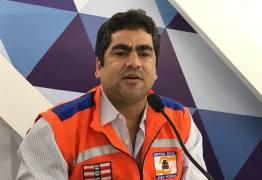 Genival Seabra Filho fala sobre medidas da Defesa Civil para combater impacto das chuvas em João Pessoa