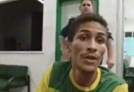 VEJA VÍDEO: assista relato de cajazeirense acusado de assassinar criança no Ceará