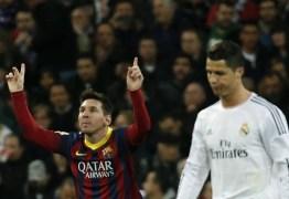 'Ronaldo é um dos grandes da história, mas Messi é o maior', diz Puyol