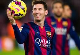 Barcelona anuncia renovação de contrato de Messi até 2021